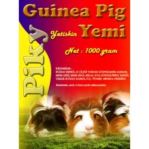 Üyelerimize Özel Kampanya...! Piky Yetişkin Guinea Pig Yemi 1000 gram Kargo Dahil